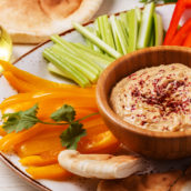 Hummus: Heart health