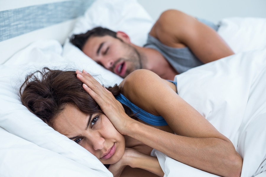 Snoring Causes And Natural Remedies